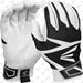 Easton Z3 Hyperskin Baseball Batting Gloves - White / Black
