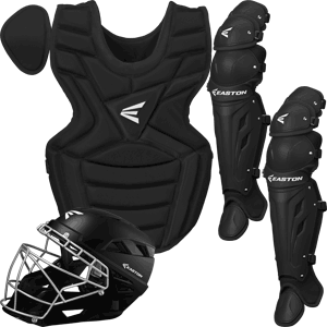 Easton M7 Catchers Gear Box Set - Intermediate Black