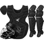 Easton M7 Catchers Gear Box Set - Youth Black