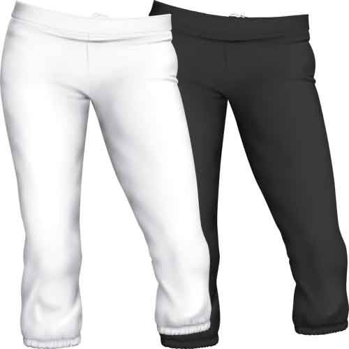 Easton Zone Girls Fastpitch Softball Pants