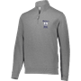 Harbors Edge Quarter Zip Fleece Pullover Sweatshirt