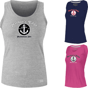 Harbors Edge Marblehead Womens Tank Top