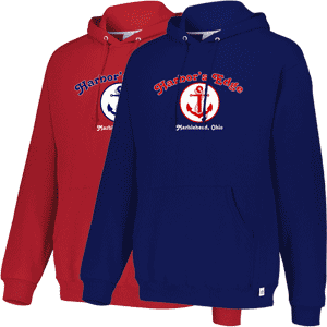 Harbors Edge Marblehead Softball Hoody