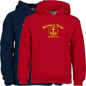 Harbors Edge Marblehead Youth Hoody