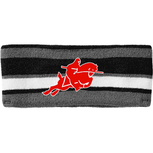 Painesville Harvey Softball Stripe Headband w. Raider Logo