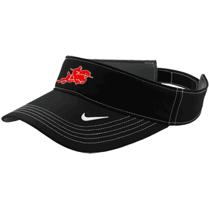 Painesville Harvey Softball Dri-FIT Swoosh Visor w. Raider Logo