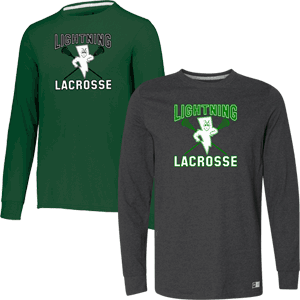 Lightning Lacrosse Long Sleeve T-Shirt
