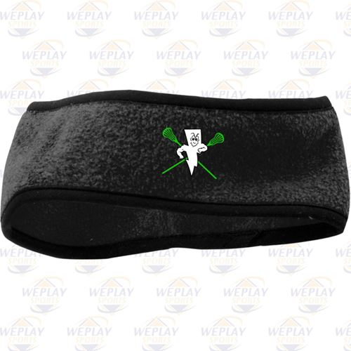 Lightning Lacrosse Chill Fleece Sport Headband