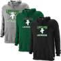 Lightning Lacrosse Youth Sweatshirt w. Hood