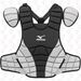 Mizuno Samurai Chest Protector G3 - Black Gray