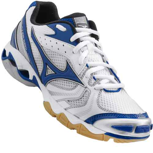 Mizuno Lightning Bolt 2 Womens Volleyball Shoes - Blue