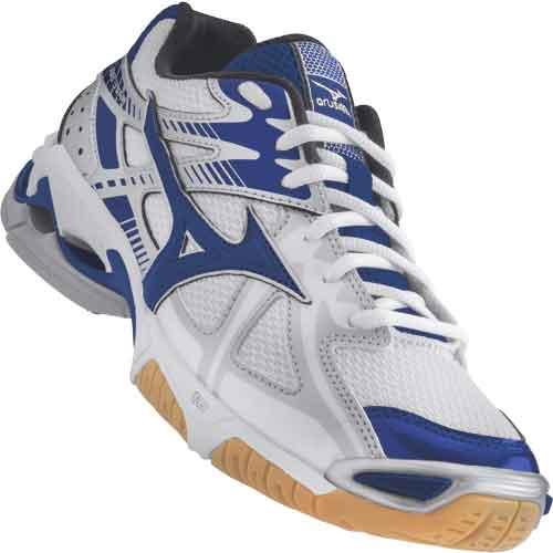 Mizuno Bolt 4 Womens Volleyball Shoes Blue