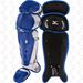 Mizuno Samurai Womens Catchers Leg Guards G3 - Royal Blue