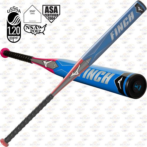 Mizuno Jennie Finch -11.5 Fastpitch Softball Bat