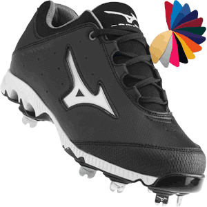Mizuno 9-Spike Swift 3 Switch Womens Softball Cleats