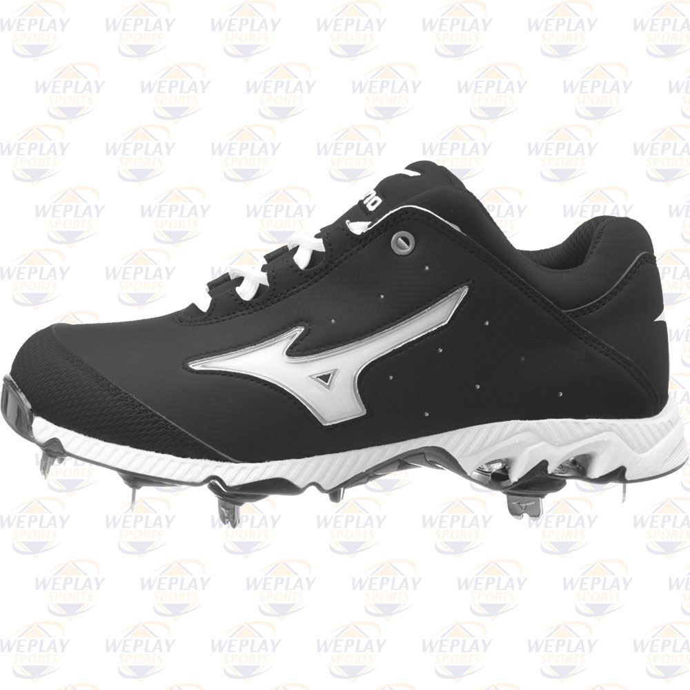 new product f4ac6 0dd6b Custom Color Inserts  Mizuno 9-Spike Swift 3 Switch Womens Softball Cleats  - Parallel Wave Technology ...