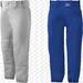 Mizuno Select 350150 Womens Fastpitch Pants - Front & Back