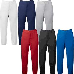 Mizuno 350151 Select Non Belted Low Rise Womens Fastpitch Pants