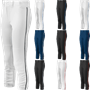 Mizuno Select Belted Low Rise Womens Piped Fastpitch Pants
