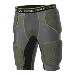 Alleson Athletic Core Hexagon Integrated 5 Pad Youth Football Girdle