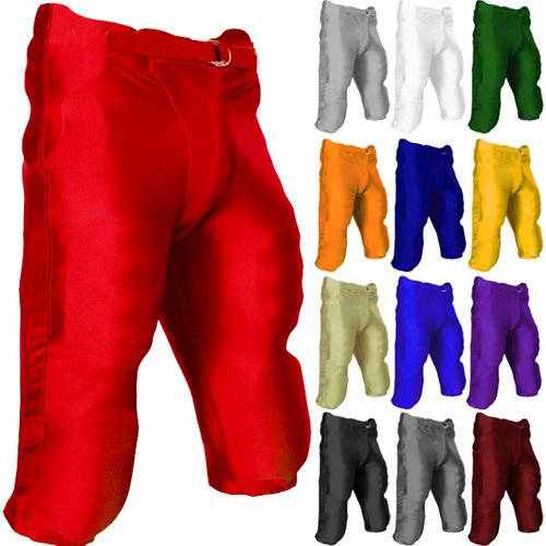 CHAMPRO Sports Terminator Integrated Dazzle Youth Game Football Pants