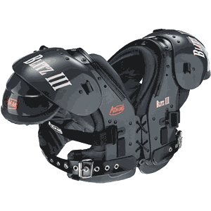 Adams Blitz III Multi Purpose Football Shoulder Pads