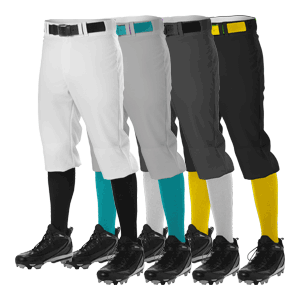 Alleson Athletic Knicker Youth Baseball Pants