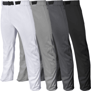 Champro Sports Triple Crown Open Bottom Adjustable Baseball Pants