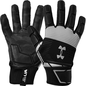 Under Armour Combat Football Linemen Gloves