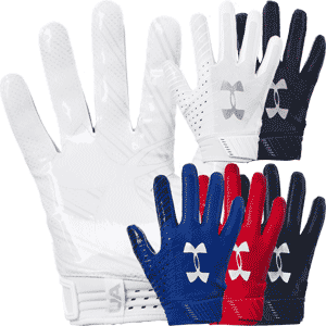 Under Armour Spotlight Football Gloves