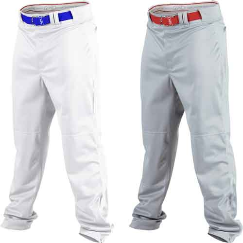 Rawlings BPU150 Plated Open Bottom Unhemmed Baseball Pants