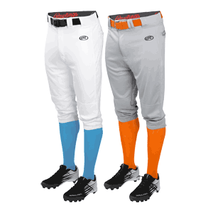 Rawlings Launch Knicker Youth Boys Baseball Pants