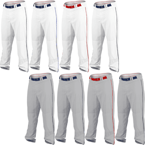 Rawlings PRO150 Plated Open Bottom Piped Baseball Pants
