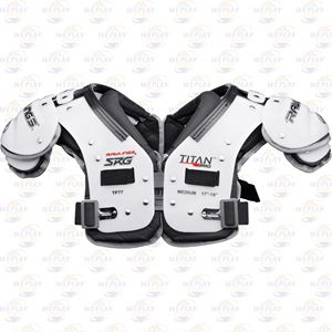 Rawlings SRG Titan TP77 Skill Position Football Shoulder Pads