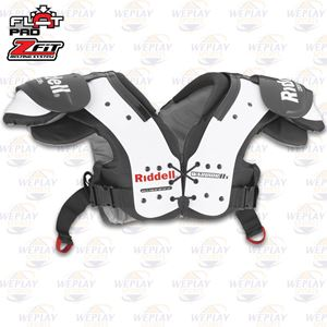 Riddell Warrior IIX General Purpose Youth Football Shoulder Pads