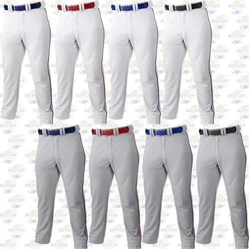 Russell Athletic Open Bottom Piped Baseball Pants