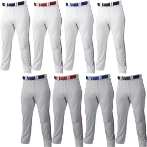 Russell Athletic Open Bottom Piped Youth Baseball Pants