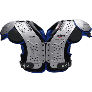 Schutt O2 Maxx Flex 801657 All Purpose Football Shoulder Pads