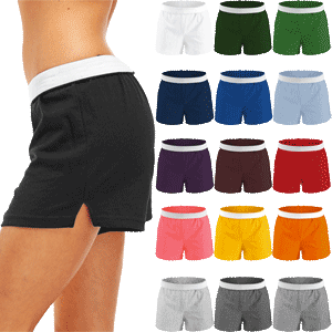 Soffe Cheer Authentic Shorts