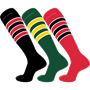 TCK 3 Stripe Sports Game Socks