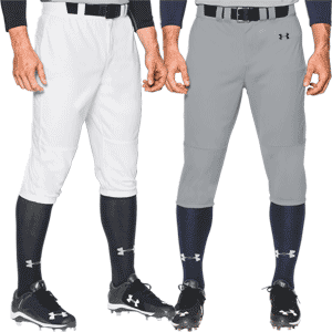 Under Armour Ace Mens Knicker Baseball Pants