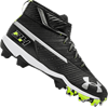Under Armour Harper 3 RM Baseball Cleats - Black