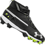 Under Armour Harper 3 RM Youth Baseball Cleats