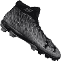 Under Armour Harper 2 RM Baseball Cleats - Black