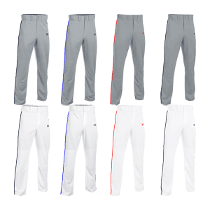 Under Armour Clean Up Youth Piped Baseball Pants