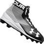 Under Armour Hammer Mid RM WIDE Mens Football Cleats Shoes