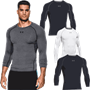 Under Armour HeatGear Compression Long Sleeve Shirt