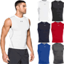Under Armour HeatGear Sleeveless Compression Shirt