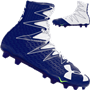 Under Armour Highlight MC High Top Football Cleats - Navy Blue