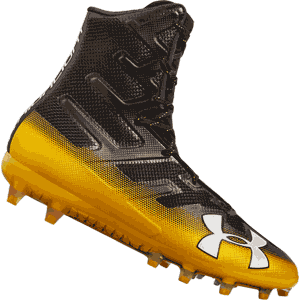 Under Armour Highlight MC Football Cleats - Black Gold